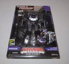 SDCC Comic Con Transformers Generation 1 Menasor Titanium Series Voyager