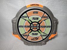 "Nerf Dart Tag Soft Target Orange Score Board 11"""