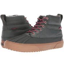 Vans Sk8 Hi Del Pato MTE Rosin Feather Green Gum Men's Size 10 New In Box Skate