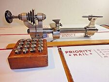 BOLEY Watchmakers Lathe 8 mm
