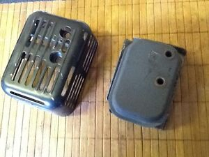 B & Q FPLM99 Exhaust & Cover Petrol Lawnmower Spares