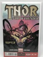 THOR GOD OF THUNDER #8 ~ Marvel 2013 ~ 1st Appearance Goddesses of Thunder c5
