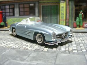 Tekno 925 Mercedes - Benz 300SL first issued 1961 with reproduction box