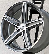 Oxigin18 Concave graphit poliert 8,5x19 5-112 ET45 Mercedes C-Klasse 204