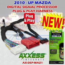 2010 - UP SELECT MAZDA AX-DSP-MAZ1 PLUG-N-PLAY T-HARNESS FOR USE WITH AX-DSP AX-