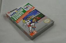 Stadium Events NES Spiel CIB (sehr gut)  #778