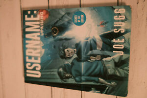 Username: Uprising by Joe Sugg (Hardcover, 2017) signed edition