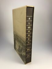 Almanac &C: A Collection of Early American Almanacs by Westvaco (Hardcover 1985)