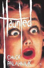 Haunted di Chuck Palahniuk Libro Tascabile 9780099458371 Nuovo