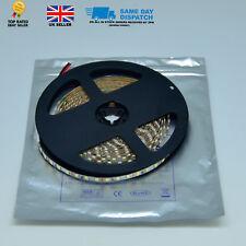 4mm 5 Meter 2835 SMD 6000K LED Strip Roll 120 led/M IP20 12V UK Seller