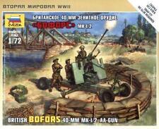 British Bofors 40mm Mk-2 AA-Gun ZVE 6170