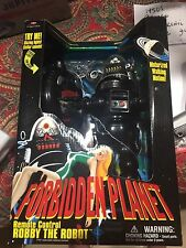 For Sale Forbidden Planet Remote Control Robby The Robot