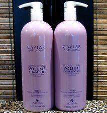 Alterna Caviar Volume Body Building Shampoo Conditioner 33.8 Liter Set Duo Pack