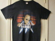 The Rock Dewayne Johnson T Shirt Black Large 100% cotton preshrunk BasicT Women'