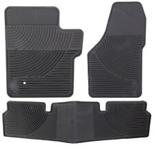 OEM NEW 2008-2010 Ford Super Duty Extended Cab Front Rear All Weather Floor Mats