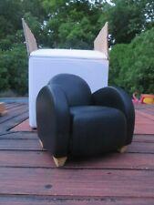 Rare Michael Graves Promotional deco lounge chair Salesmen sample appoggi Dorsey