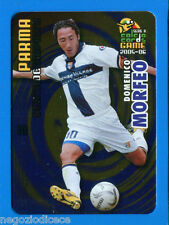 [GCG] CALCIO CARDS GAME 2005-06 - Figurina-Sticker n. 137 - MORFEO - PARMA