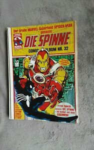 Marvel Comics: Die Spinne ist Spider-Man Band 32 Softcover