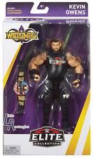 Wwe WWF elite Colección WrestleMania Kevin Owens figura Mattel 2017
