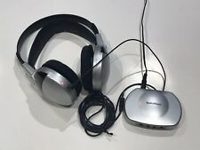 Radio Shack Wireless Infared Headphones Over-The-Head Rechargeable Stereo