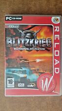 Blitzkrieg: Burning Horizons (PC, 2004)