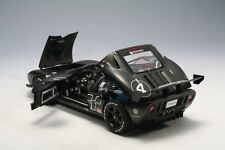 FORD GT40 GT LM Race Car 2005 carbon Playstation Gran Turismo AUTOart SP 1:18