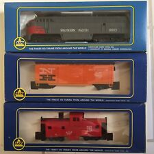 Vintage AHM, Tyco, Bachmann Model Railroad Electric Train Lot HO Scale-FREE SHPG