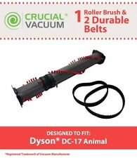 Replacement Dyson DC17 Brush Roller & 2 Drive Belts Part #911961-01