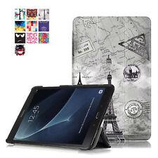 COVER per Samsung Galaxy Tab a 10.1 sm-t580 sm-t585 Custodia Guscio Astuccio Case Skin