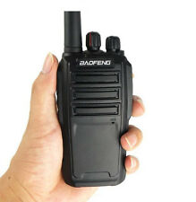 New Walkie Talkie VHF+UHF Dual band Baofeng BF-UV6 DTMF VOX FM Two-Way radio