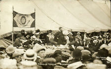 More details for babworth park. duke of norfolk addressing primrose league by welchman, retford.