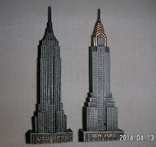 Ny Building Magnet (set of 2) - # 189