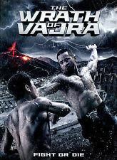 The Wrath of Vajra (DVD, 2014)