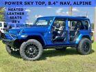 2021 Jeep Wrangler Unlimited Sport S POWER SKY TOP, ALPINE,  8.4