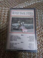 East Side Story Vol. 8 RARE Various Oldies Comp Cassette Trojan Music Co