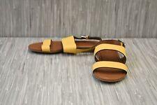 **Naturalizer Shaleah Slingback Sandals - Women's Size 6 W - Yellow