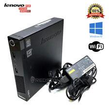 Lenovo M73 Tiny Mini Business Desktop Intel Core i3/i5 Win10 Pro Customizer