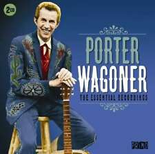 Wagoner Porter - The Essential Recordings NEW CD