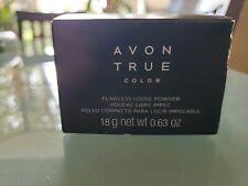 Avon True Color Flawless Loose Powder Fawn
