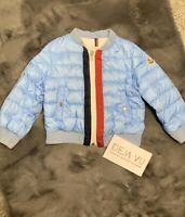Genuine Boys Moncler Jacket Age 18-24 Months