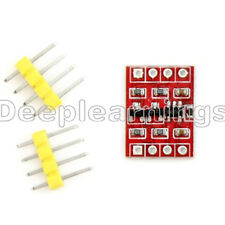 10PCS 2-CH I2C IIC Logic Level Converter Module Bi-Directional 5V-3V for Arduino