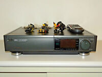 Panasonic NV-FS100 S-VHS Videorecorder mit kleinem Mangel, inkl. FB, 2J.Garantie