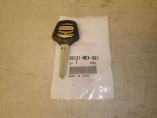 Honda Genuine OEM Gold Wing GL1800 Key Blank 2001-2010 35121-MCA-821