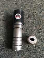 """Mate Punch Die .508"""" X .763"""" Station B 1-1/4"""" For Amada Turret Punch Press"""