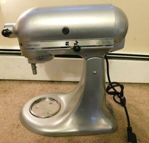 KitchenAid Artisan KSM150PSOB Tilt-Head Stand Mixer Gray - Not Turning On