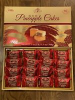 1 Box Isabelle Pineapple Cake Taiwan Specialities, Total 16 Individually Wrapped