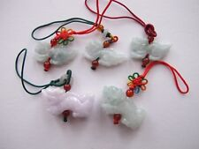 100% Natural Type A Jadeite Jade Chinese Zodiac pendant Dragon pick your choice