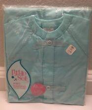 NIP Vintage LITTLE SET Baby Green Kimono Size 6 months