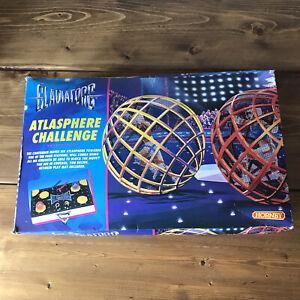 Hornby Rare 1990's Vintage Gladiators Atlasphere Challenge TV Show Boxed Set