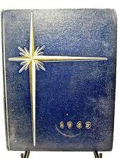 1963 Yearbook - St John High School Jackson MI BLUEBOOK